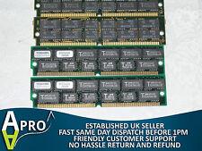 Lavoro & Testato - 1mb più RAM memoria del PC 72 PIN-UK Venditore