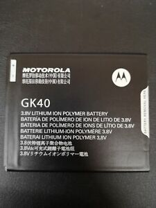Original Motorola Ersatz-Akku Batterie GK40 Moto E3 G4 Play G5 2800mAh Original
