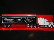 Bundaberg Rum Black Barrel Custom Kenworth W900 Bundy Truck 1/43