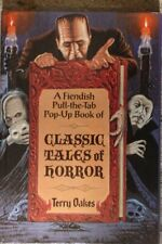 Classic Tales of Horror: Pop-up Book-Terry Oakes