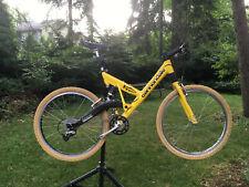 1996 Cannondale Super V Carbon Mountain Bike