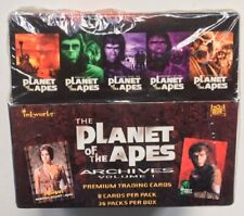Planet of the Apes Archives Premium Trading Cards Sealed Box by Inkworks 1999