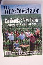 Wine Spectator Magazine July 31 2003 Back Issue