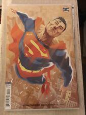 ACTION COMICS #1010 FRANCIS MANAPUL VARIANT COVER clark kent superman 2019 DC