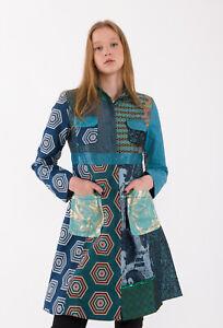 DESIGUAL Women's Coat Size 40 EU RRP: 229 EUR