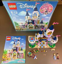LEGO Disney 41154Cinderella's Dream Castle Princess 2018 100% Excellent Cond