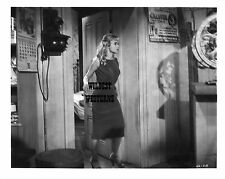 YVETTE VICKERS sexy legs PHOTO Playboy Playmate ATTACK OF THE GIANT LEECHES rare