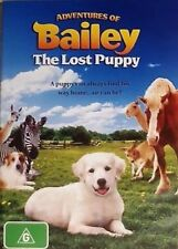 Kids Dog Movie - Bailey The Lost Puppy (DVD, 2011) Home Alone meets Napoleon !