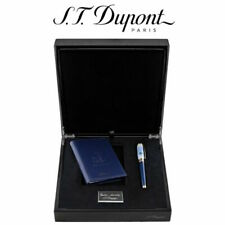S.T. Dupont Claude Monet Writing Kit With Fountain Pen, 410049LC2, New In Box