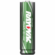 Rayovac Recharge Rechargeable AA NIMH Batteries, 8 pack 1350 mah LD715-8OPB