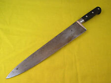 Sabatier Bon Gourmet Carbon Steel 12 inch Chef Knife - Quick Shipping !!!