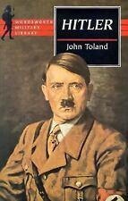 Military History: Adolf Hitler by John Toland (1997, Paperback)