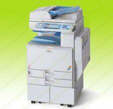 Ricoh Aficio Mp C4500 Laser Color Printer Copier Scan Network 45ppm A3 Mfp C3500
