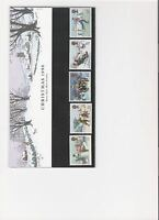 1990 ROYAL MAIL PRESENTATION PACK CHRISTMAS MINT DECIMAL STAMPS