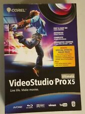 VideoStudio Pro X5 Ultimate for  Windows Vista / 7 / XP