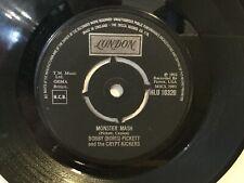 "Bobby (Boris) Pickett And The Crypt-Kickers – Monster Mash - 7"" Vinyl  REF.7253"