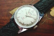 Mens vintage LAREX LUXURY SWISS WATCH 21J   c 59 LANGENDORF 1060