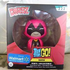 Funko Dorbz DC Teen Titans Go! Walmart Exclusive Pink Raven