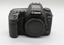 Canon EOS 5D Mark II 21.1 MP DSLR Camera - W/Grip & Xtras Low Shutter!