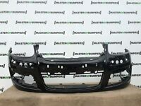 VW GOLF GTI MK5 2005-2010 FRONT BUMPER IN BLACK [V112]