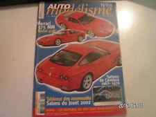 ** Auto Modélisme n°68 DTM 2001 / Ferrari 575 MM / Ferrari P4 Feeling 43