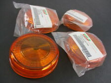 YAMAHA RD125LC RD250LC RD350LC INDICATOR LENS SET OF 4 NEW 3Y6-83312-00