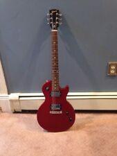 Gibson Les Paul Vixen Burgundy Color With Case