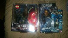 Bioshock Neca Figure Lot (read description )