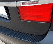 Carbon Rear Bumper Protector Black Decal Sticker 1p For 2016 Kia Optima : K5