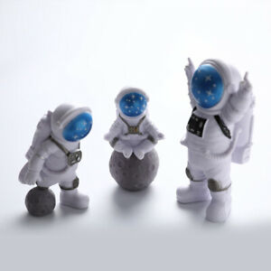 Space Astronaut Boy Birthday Party Decorations Kids Cake Decorations Table De CW
