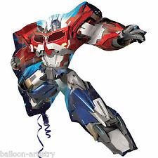 """35 """"Trasformatori Optimus Prime PERSONAGGIO partito FOIL SUPERSHAPE NUMERO di riferimento"""