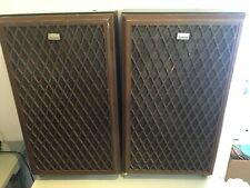 Vintage sansui speakers sp-x6 4 way 4 speaker system