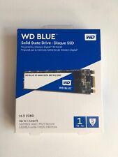 WD Blue Solid State Drive 1TB SATA 6 Gb/s M.2 2280 (WDS100T2B0B) neu Händler
