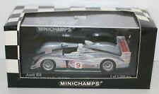MINICHAMPS 1/43 400 031399 AUDI R8 12h SEBRING 2003 #9