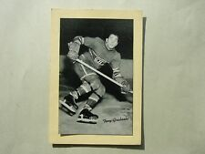 1934/43 BEEHIVE CORN SYRUP GROUP 1 HOCKEY PHOTO TONY GRABOSKI BEE HIVE NICE!!