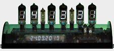 Nixie Ära VFD Uhr IV-11 GPS  DCF + Acrylgehäuse DIY clock Kit