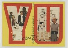 1980 Topps Star Wars: The Empire Strikes Back Stickers Y U #12 1i8