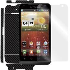 ArmorSuit MilitaryShield LG Revolution Screen Protector + Black Carbon Fiber