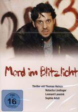 DVD NEU/OVP - Mord im Blitzlicht - Thomas Heinze & Natacha Lindinger