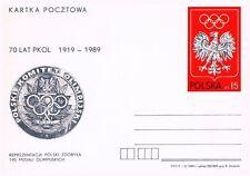 Polska Poland 1989 Fi cp  992 Dni Olimpijczyka 1989