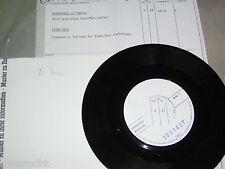 "7"" - Diana Ross / Shockwaves & I am me - MINT PROMO WHITE LABEL INFO"