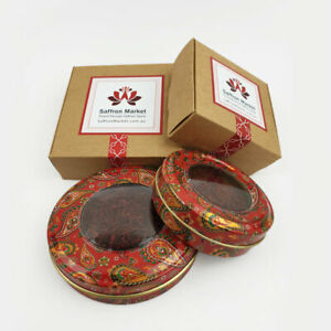 10 grams - Pure Finest Premium Saffron Threads Highest Grade All Red A++