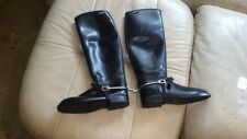 Aigle Rubber Riding Boots Size 38 / UK 5