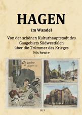 Hagen im Wandel Buch 92 Seiten alte Postkarten Vor- u. Kriegszeit
