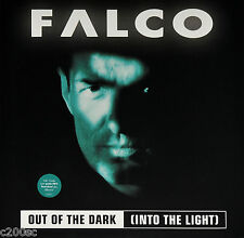 FALCO - OUT OF THE DARK (INTO THE LIGHT), 2017 EU vinyl LP + DOWNLOAD, SEALED!