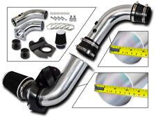 BCP BLACK 94-98 Ford Mustang 3.8L V6 Cold Air Intake Racing System + Filter