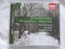 EMI Classics - Tchaikovsky, Prokofiev, Bartók : Piano Concertos (2CD 2006)