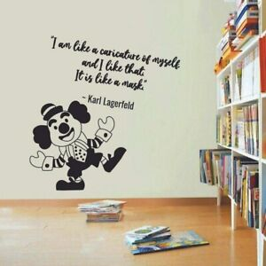 Like A Mask Carnival Quote Vinyl Wall Art Décor Sticker for Home Room Decals