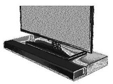 TV Stand for Playbar
