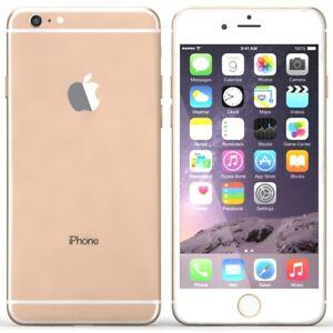 Apple iPhone 6 Plus 16 GB Factory Unlocked Gold International Version MGAA2LL/A
